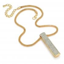Náhrdelník ve zlaté barvě Maki 29518