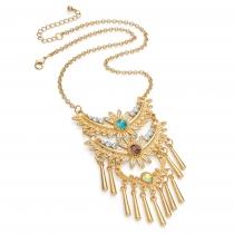 Barevně zdobený náhrdelník Anisa 30282