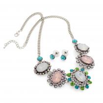 Barevný náhrdelník Cahya 30405