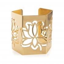Náramek ve zlaté barvě Bruna 30576