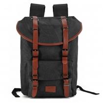 Dámský černý batoh Naturalis 5041