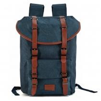 Dámský modrý batoh Naturalis 5041