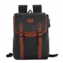 Dámský černý batoh Harmony 5044