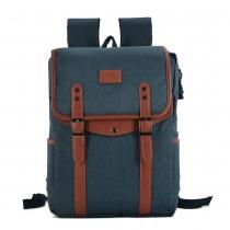 Dámský modrý batoh Harmony 5044