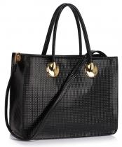 Dámská černá kabelka Ivonny 394a
