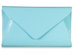 Dámské modré psaníčko Cary 5090