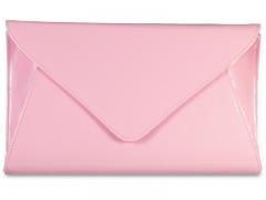 Dámské růžové psaníčko Cary 5090