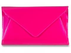Dámské tmavě růžové psaníčko Cary 5090