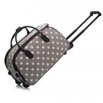 Dámská cestovní taška Esmme 308D šedá
