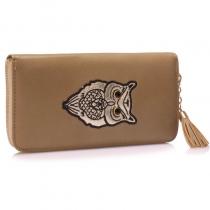 Dámská hnědá peněženka Hawa 1081