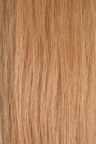 CLIP IN vlasy Deluxe - set 50 cm tmavá blond