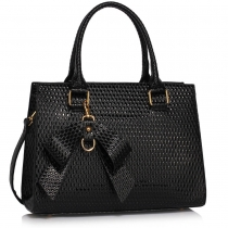 Dámská černá kabelka Cintia 374b