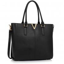 Dámská černá kabelka Belinda 420a