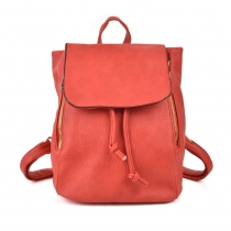 Dámský červený batoh Bondie 2111