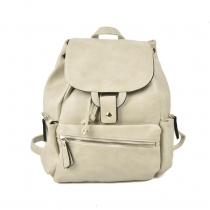 Dámský béžový batoh Neapole 2109