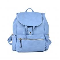 Dámský modrý batoh Neapole 2109