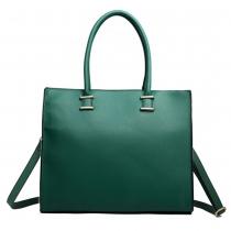 Dámská zelená kabelka Eunice 1509