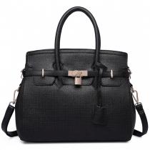Dámská černá kabelka Briseona 1413
