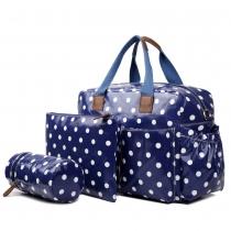Dámská námořnicky modrá cestovní taška Estrell 1501