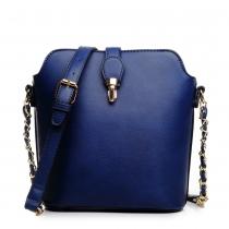 Dámská modrá kabelka Lorena 1621