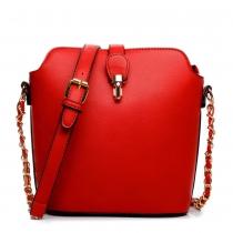 Dámská červená kabelka Lorena 1621