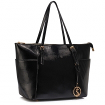 Dámská černá kabelka Nicanie 350a
