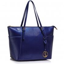 Dámská námořnicky modrá kabelka Nicanie 350a