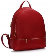 Dámský červený batoh Century 171