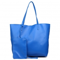 Dámská námořnicky modrá kabelka Cooreh 1502