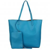 Dámská modrá kabelka Cooreh 1502