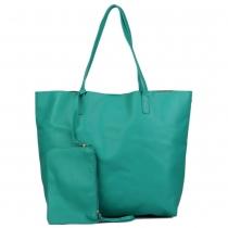 Dámská zelená kabelka Cooreh 1502