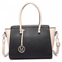 Dámská černotělová kabelka Maria 6627
