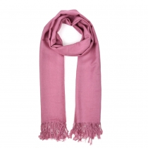 Dámská světle růžová šála Casandra 503