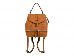 Dámský hnědý batoh Felicita 659