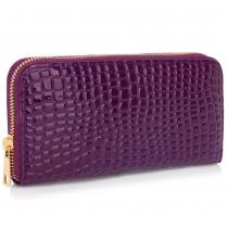 Dámská fialová peněženka Sonja 1074