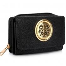 Dámská černá peněženka Thea 1052B