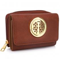 Dámská hnědá peněženka Thea 1052B