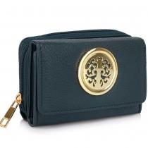 Dámská námořnicky modrá peněženka Thea 1052B