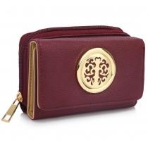 Dámská vínová peněženka Thea 1052B