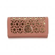 Dámská růžová peněženka Ethel 1368