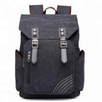 Dámský černý batoh Dakota 6644
