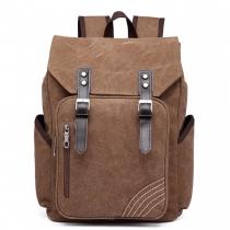 Dámský hnědý batoh Dakota 6644
