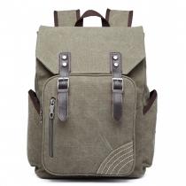 Dámský zelený batoh Dakota 6644