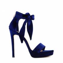 Dámské námořnicky modré sandály Ruth 1134