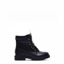Dámské černé kotníkové boty Sunny 2050