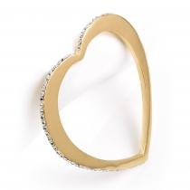 Náramek ve zlaté barvě Amore 30910