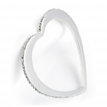 Náramek ve stříbrné barvě Amore 30911