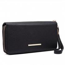 Dámská černá peněženka Francesca 6683