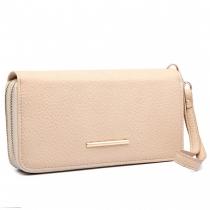Dámská béžová peněženka Francesca 6683