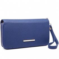 Dámská námořnicky modrá peněženka Francesca 6683